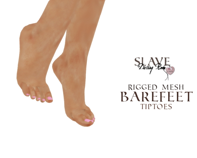 Barefeet RIGGEDMESH tiptoes vend