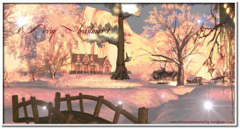 Merry Christmas by SlaveBlog