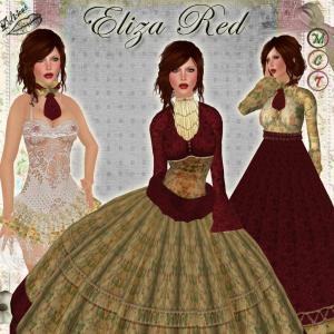 eliza red add