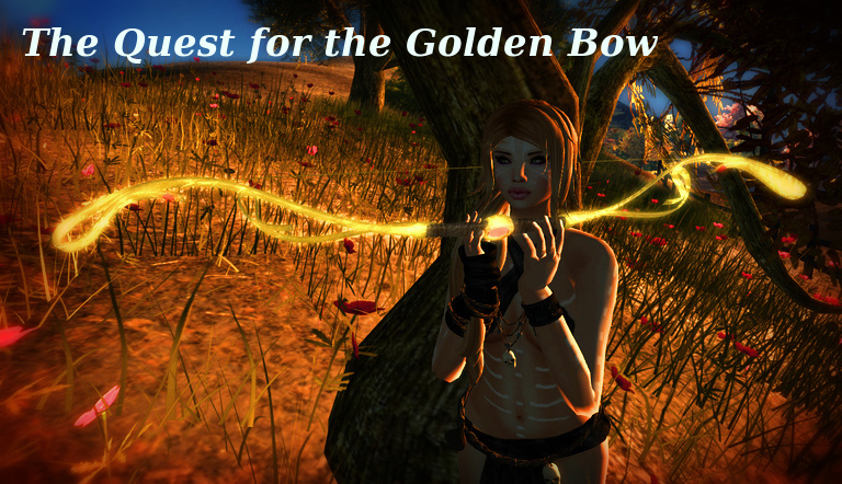 The Quest for the Golden Bow