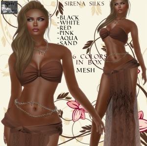 SirenaSilks vend